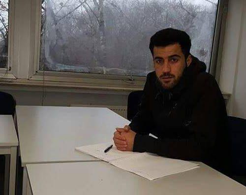 الكاتب حسن كله خيري